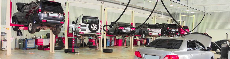 Home AutoClinic Garage - Chrysler shop